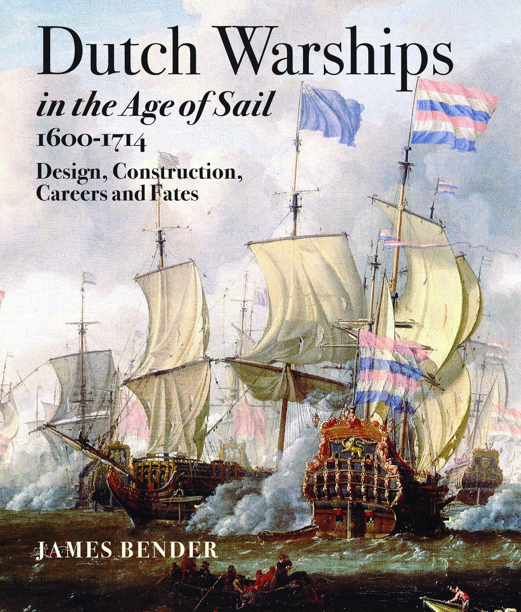 Dutch warships book